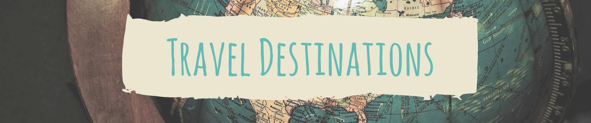 Two Travel The World - Travel Destinations