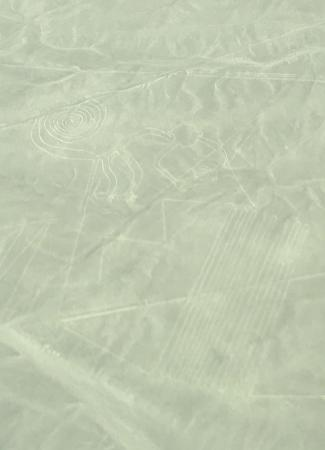 Two Travel The World - Flying over the Nazca lines- Peru's mysterious geoglyphs